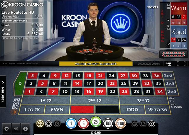 Live Roulette with La Partage HD - Mobil6000