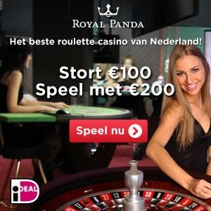 Royal Panda live roulette